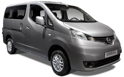 Leasing Nissan e-NV200 109HP Business Electric Flex Auto