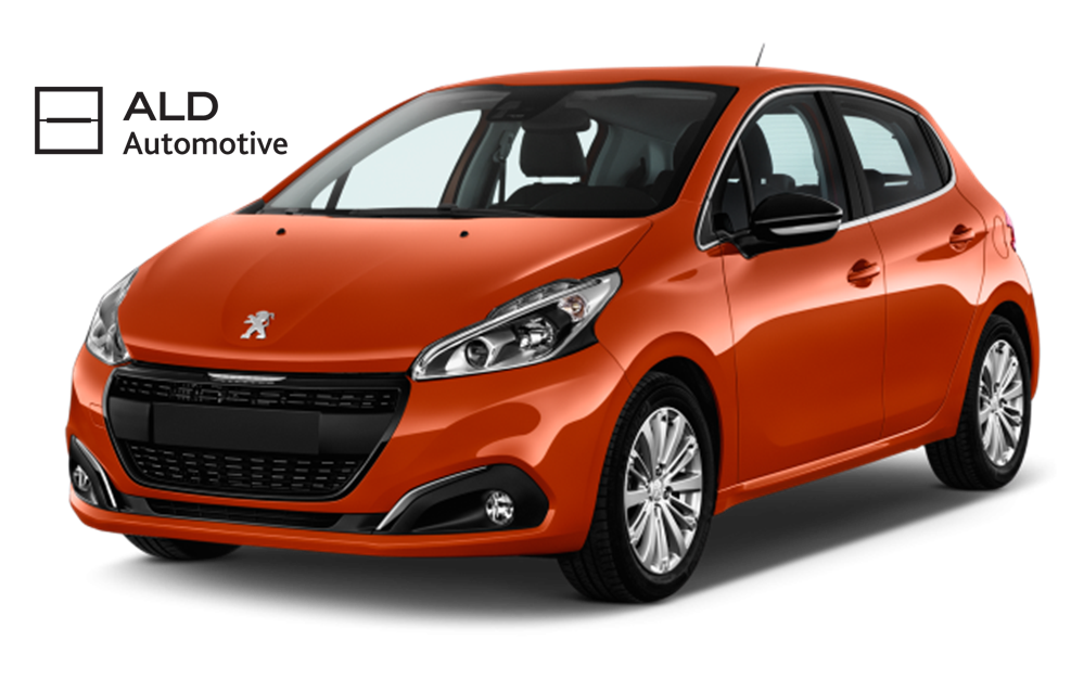 leasing peugeot 208 1 6 bluehdi 75 active 5 pte. Black Bedroom Furniture Sets. Home Design Ideas