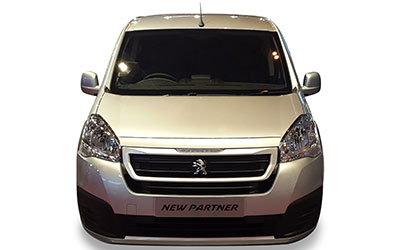 leasing peugeot partner 1 6 bluehdi 120 s s std premium pack. Black Bedroom Furniture Sets. Home Design Ideas