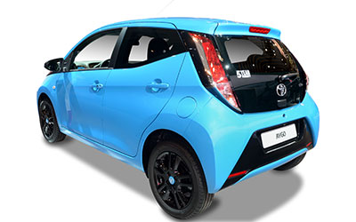 leasing toyota aygo 1 0 vvt i x play. Black Bedroom Furniture Sets. Home Design Ideas