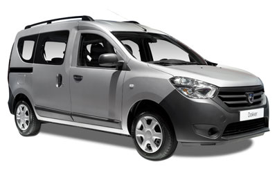 leasing dacia dokker silver line 1 5 dci 90 e6. Black Bedroom Furniture Sets. Home Design Ideas