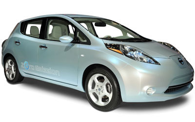 leasing nissan leaf 109hp flex visia pack auto. Black Bedroom Furniture Sets. Home Design Ideas